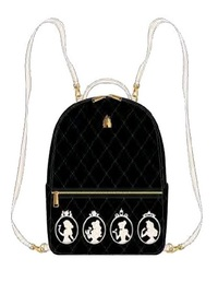 Loungefly: Disney - Princesses Quilted Mini Backpack