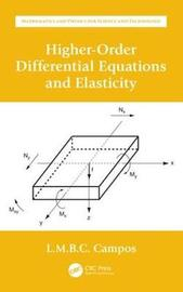Higher-Order Differential Equations and Elasticity by Luis Manuel Braga Da Costa Campos image