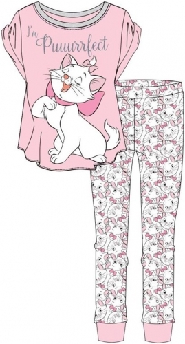 Disney: Aristocats Marie Womens Pyjama Set (12-14)