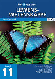 Study and Master Life Sciences Grade 11 Learner's Book Afrikaans Translation by Annemarie Gebhardt image