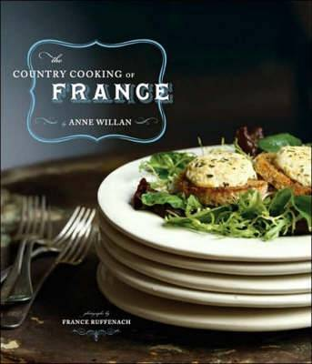 Country Cooking of France by Anne Willan image