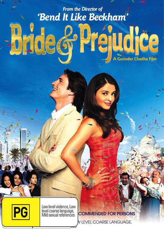 Bride And Prejudice on DVD
