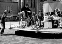 Jacques Tati: The Restored Collection on DVD image