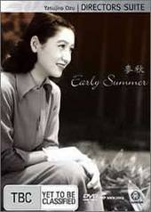 Early Summer on DVD