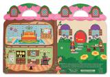 Melissa & Doug: Puffy Sticker Play Set Chipmunk House