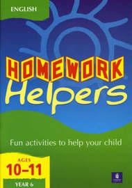 Longman Homework Handbooks: English 6, Key Stage 2 by Alan Gardiner image