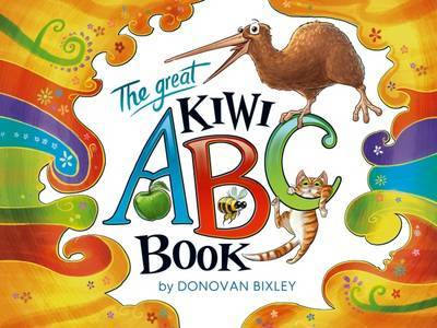 Great Kiwi ABC Book by Donovan Bixley image