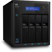 Diskless WD My Cloud Pro Series PR4100 4-Bay Gigabit Ethernet External NAS
