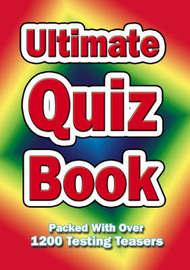 Ultimate quiz book image