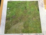 UrbanMatz Grassland Gaming Mat (3x3)