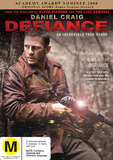Defiance on DVD