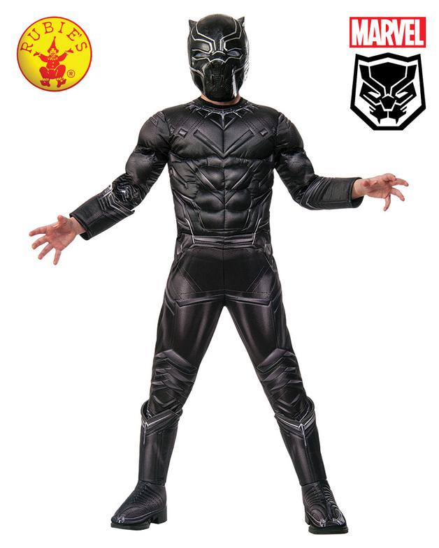 Marvel: Black Panther - Premium Costume (Size 6-8)
