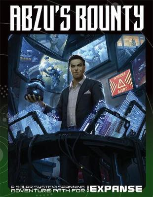 The Expanse: Abzu's Bounty by Ian Lemke