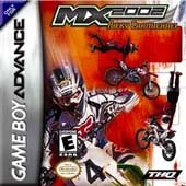 MX 2002 for Game Boy Advance