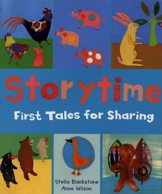 Storytime by Stella Blackstone