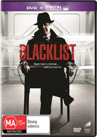 The Blacklist - Season 1 on DVD