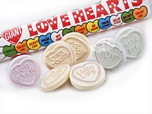 Giant Love Hearts (38g) image