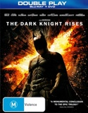 The Dark Knight Rises - Double Play on DVD, Blu-ray