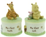 Classic Pooh Tooth & Curl Set