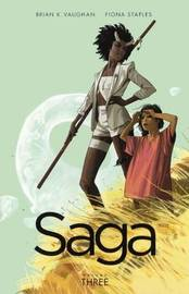 Saga, Volume 3 by Brian K Vaughan