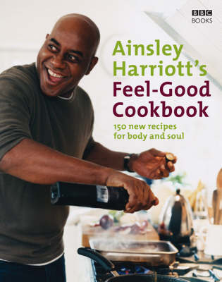 The Feel-Good Cookbook by Ainsley Harriott image