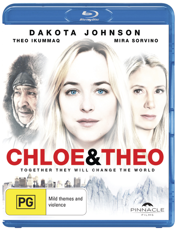 Chloe & Theo on Blu-ray