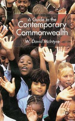 A Guide to the Contemporary Commonwealth by W. McIntyre image