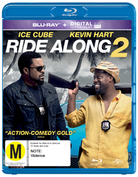 Ride Along 2 (Blu-Ray/UV) on Blu-ray