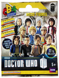 Doctor Who 11 Doctors Micro Figure - Character Building (Blind Bag)