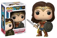 Wonder Woman Movie - Wonder Woman Pop! Vinyl Figure image