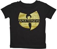 Sourpuss Wu-Tang Logo Kids T-Shirt (3T)
