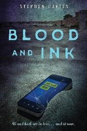 Blood and Ink by Stephen Davies image