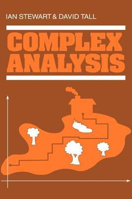 Complex Analysis by Ian Stewart image