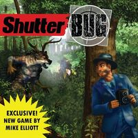 ShutterBug - The Cryptid Hunting Game