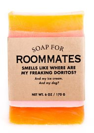Whiskey River Co: Soap - For Room Mates