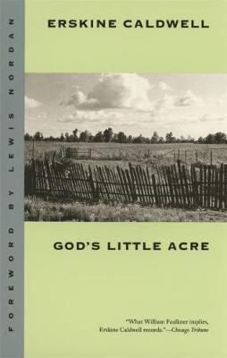 God's Little Acre by Erskine Caldwell image