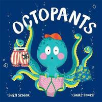 Octopants by Suzy Senior
