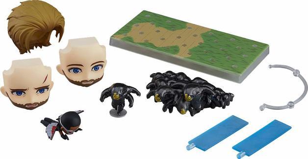 Nendoroid More: Captain America - Extension Set