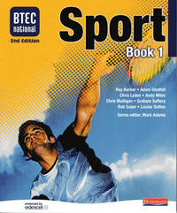 BTEC National Sport Book 1 image