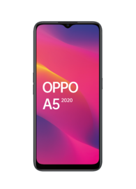 OPPO A5 2020 (3GB+64GB) Smartphone - Mirror Black image