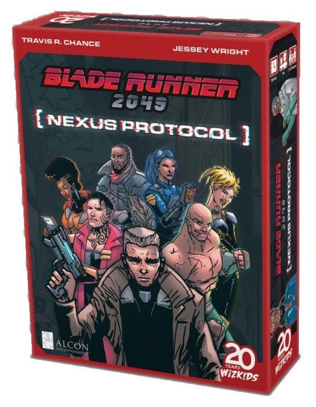 Blade Runner: 2049 - Nexus Protocol