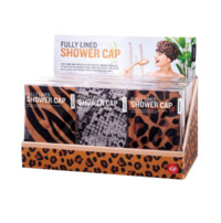 IS Gift: Shower Cap - Animal Print
