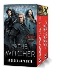 The Witcher Stories Boxed Set: The Last Wish, Sword of Destiny by Andrzej Sapkowski