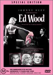 Ed Wood SE on DVD