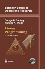 Linear Programming 1 by George B Dantzig