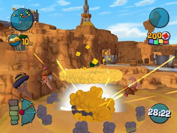 Worms 4: Mayhem for PlayStation 2 image