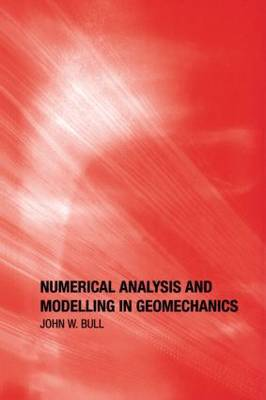 Numerical Analysis and Modelling in Geomechanics image