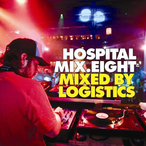 Hospital MIx 8 (Mixed by Logistics) by Various