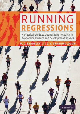 Running Regressions by Michelle C. Baddeley