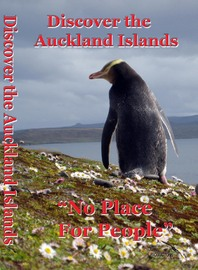 Discover the Auckland Islands: No Place for People on DVD